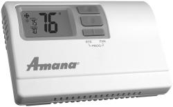 Brand: Amana, Model: 2246008, Style: Programmable Thermostat