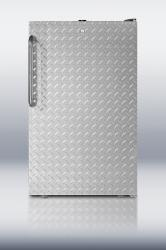 Brand: SUMMIT, Model: FF521BLFR, Style: Diamond Plate