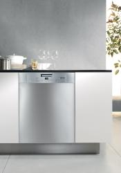 Brand: MIELE, Model: G4225BK, Color: Clean Touch Stainless Steel