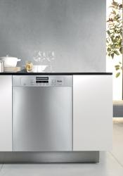 Brand: MIELE, Model: G4225SCWH, Color: Clean Touch Stainless Steel
