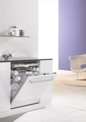 Brand: MIELE, Model: G5285SCVI, Style: Fully Integrated Dishwasher