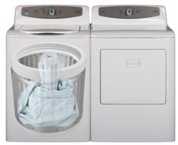 Brand: Haier, Model: GWT460BW