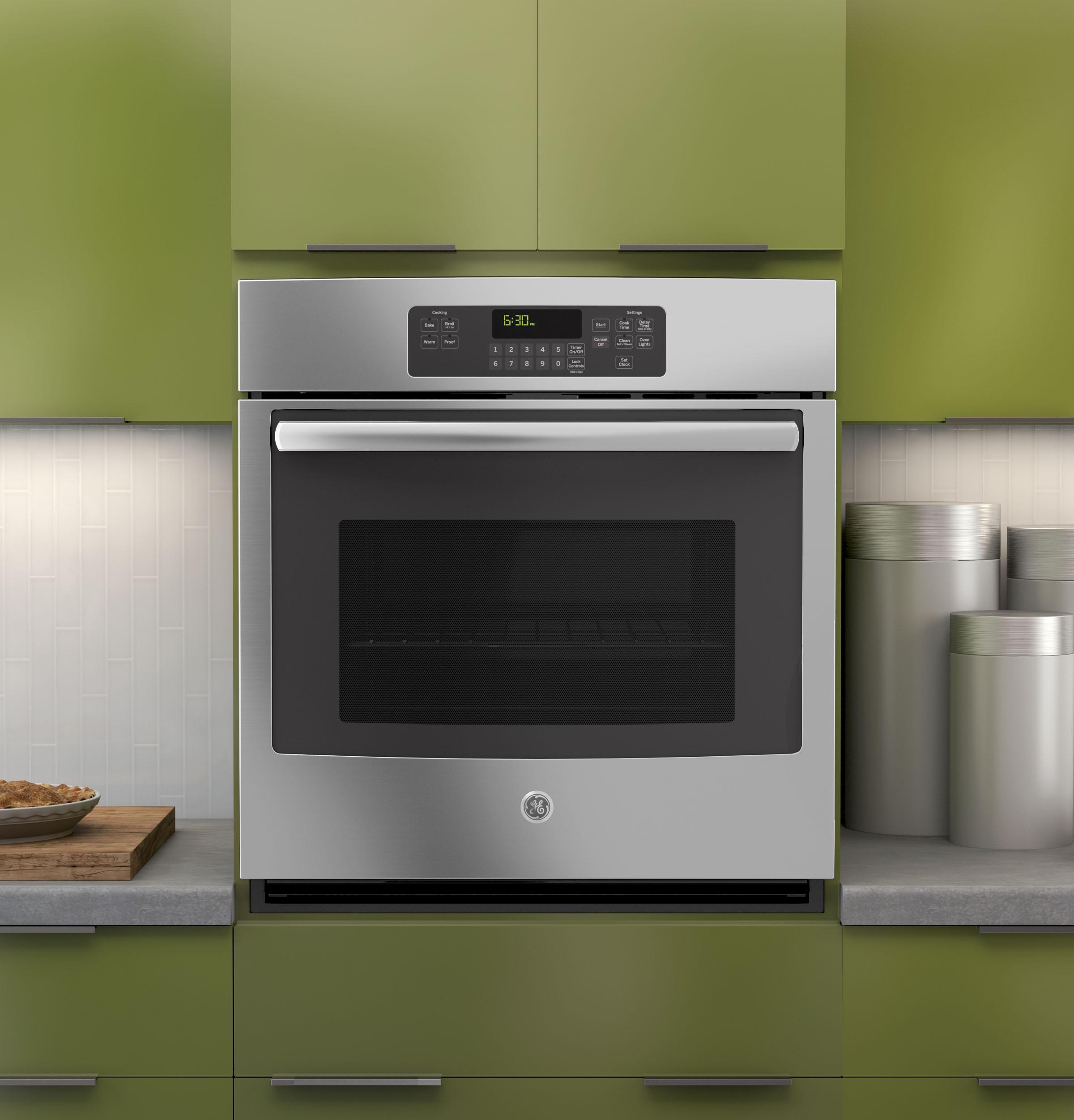 Jk3000 General Electric Jk3000 Single Wall Ovens