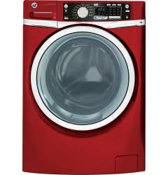 Brand: General Electric, Model: GFWS2605FRR, Color: Red
