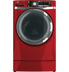 Brand: General Electric, Model: GFWR4805FRR, Color: Red