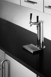 Brand: SUMMIT, Model: SBC490BI7SSTBTWIN