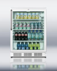 Brand: SUMMIT, Model: SCR600LBITB