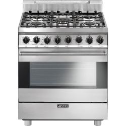 Brand: SMEG, Model: C30GGXU1, Color: Stainless Steel