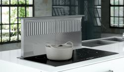 Brand: FABER, Model: SCIR3014SS, Style: Scirocco Downdraft Ventilation System