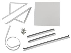 Brand: FRIEDRICH, Model: KWIKLA, Style: Window Mounting Kit