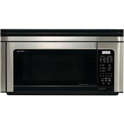 Brand: SHARP, Model: R1880LS, Style: 1.1 cu. ft. Over-the-Range Microwave Oven