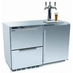 Brand: PERLICK, Model: HP48RTO51R3, Color: Stainless Steel solid door 3 tap