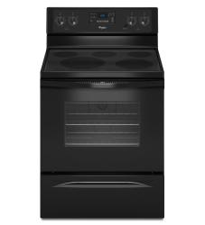 Brand: Whirlpool, Model: WFE525C0BS, Color: Black