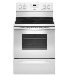 Brand: Whirlpool, Model: WFE525C0BS, Color: White
