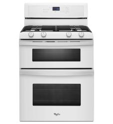 Brand: Whirlpool, Model: WGG555S0BS, Color: White