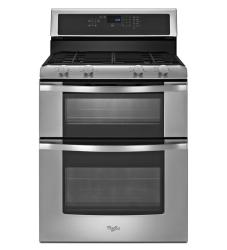 Brand: Whirlpool, Model: WGG555S0BS, Color: Stainless Steel