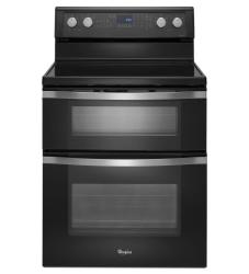 Brand: Whirlpool, Model: WGE755C0BH, Color: Black Ice