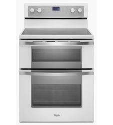 Brand: Whirlpool, Model: WGE755C0BS, Color: White Ice