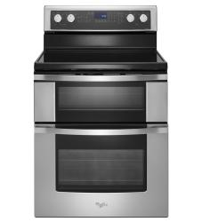 Brand: Whirlpool, Model: WGE755C0BS, Color: Stainless Steel