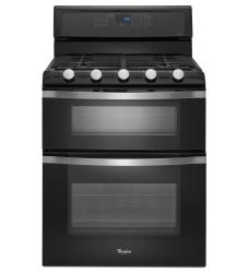 Brand: Whirlpool, Model: WGG755S0BH, Color: Black Ice