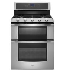 Brand: Whirlpool, Model: WGG755S0BH, Color: Stainless Steel