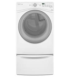 Brand: Whirlpool, Model: WED80HEBW