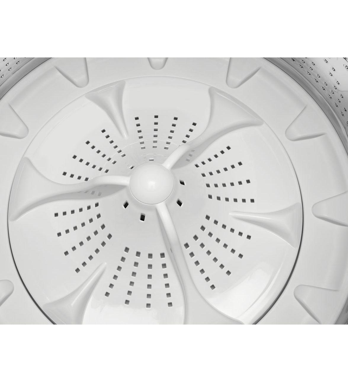 """Whirlpool WTW5500BW 27"""" Top-Load Washer With 3.8 Cu. Ft"""