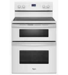 Brand: Whirlpool, Model: WGE555S0BS, Color: White