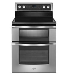 Brand: Whirlpool, Model: WGE555S0BW, Color: Stainless Steel