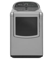 Brand: Whirlpool, Model: WED8500BC, Color: Chrome Shadow