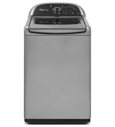 Brand: Whirlpool, Model: WTW8500BR, Color: Chrome Shadow
