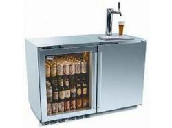 Brand: PERLICK, Model: HP48RTO3L1R1, Color: Stainless Steel solid door 1 tap