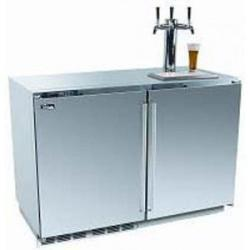 Brand: PERLICK, Model: HP48RTO1L1R3, Color: Stainless Steel solid door 3 Tap