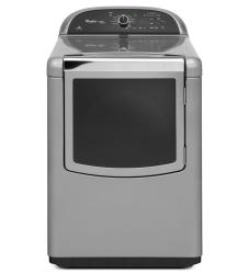 Brand: Whirlpool, Model: WED8900BW, Color: MonoChromatic Stainless Steel