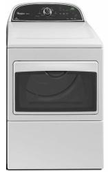 Brand: Whirlpool, Model: WED5800BC, Color: White