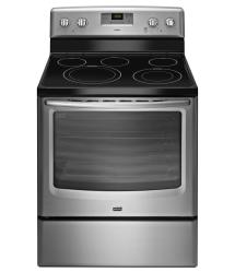 Brand: MAYTAG, Model: MER8680BS, Color: Stainless Steel