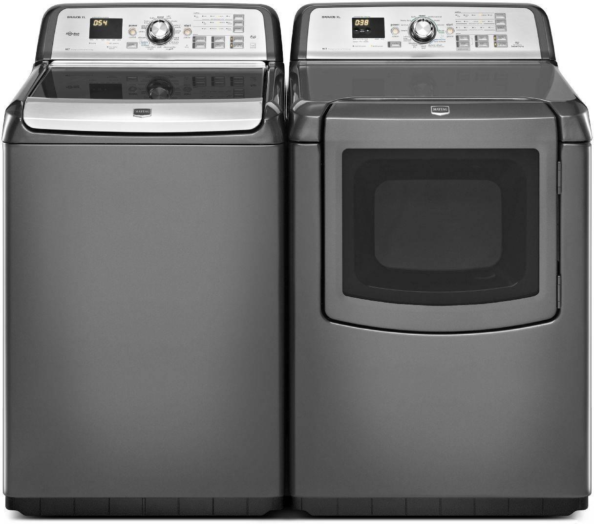 Maytag Mvwb980bg 28 Quot Top Load Washer With 4 8 Cu Ft