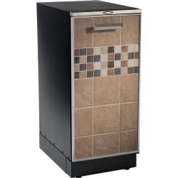 Brand: Broan, Model: 15XEWH, Color: Tile Inlay Door Pan/Tiles Not Included
