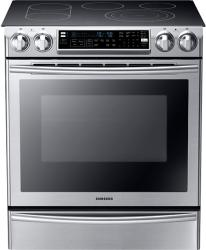 Brand: SAMSUNG, Model: NE58F9710WS, Color: Stainless Steel