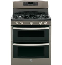 Brand: GE, Model: JGB850EEFES, Color: Slate