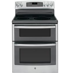 Brand: General Electric, Model: JB850DFWW, Color: Stainless Steel