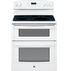 Brand: General Electric, Model: JB850DFWW, Color: White