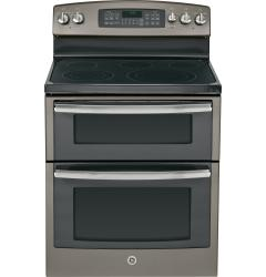 Brand: General Electric, Model: JB850DFWW, Color: Slate