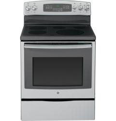 Brand: GE, Model: JB750EFES, Color: Stainless Steel
