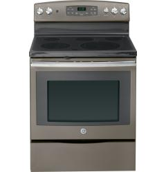 Brand: General Electric, Model: JB695DFBB, Color: Slate