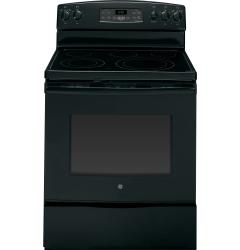 Brand: GE, Model: JB650DFBB, Color: Black