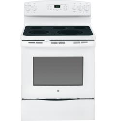 Brand: GE, Model: JB650DFBB, Color: White