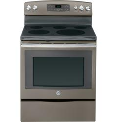 Brand: GE, Model: JB650DFBB, Color: Slate
