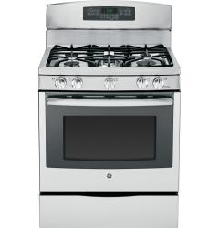 Brand: GE, Model: JGB770, Color: Stainless Steel