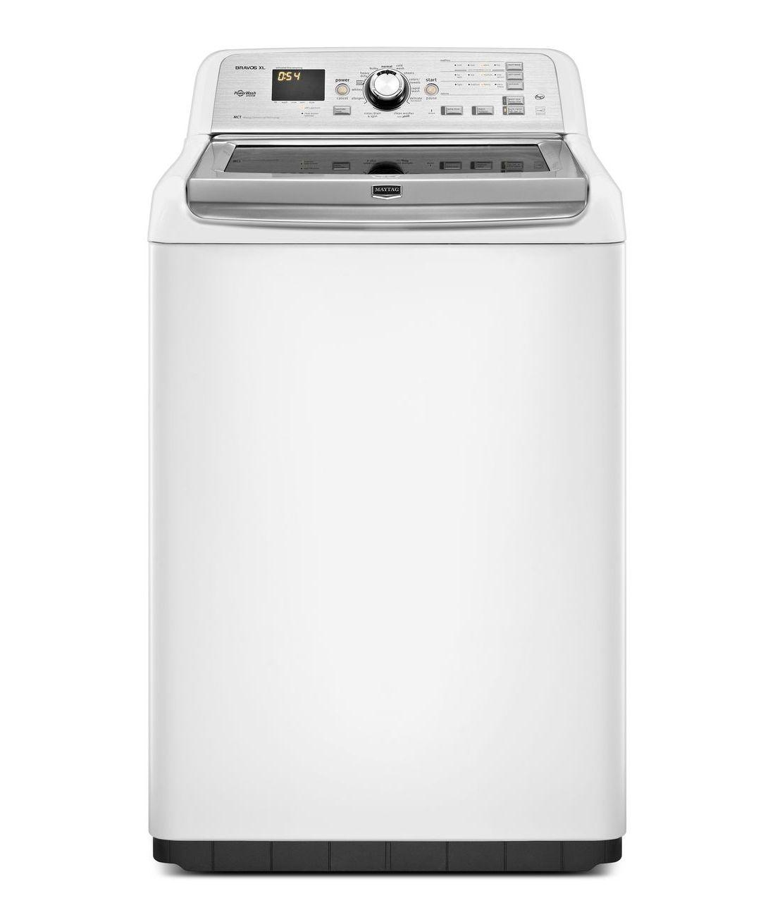 Maytag Mvwb880bw 28 Quot Top Load Washer With 4 8 Cu Ft